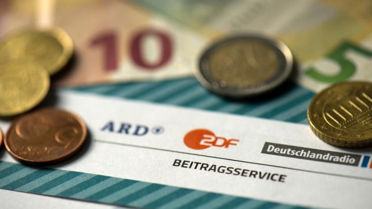 Die CDU und die Afd könnten ein Veto gegen eine Erhöhung des Rundfunkbeitrags einlegen. (Foto)
