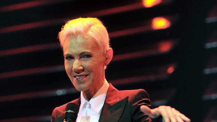 Roxette-FrontfrauMarie Fredriksson ist tot. (Foto)