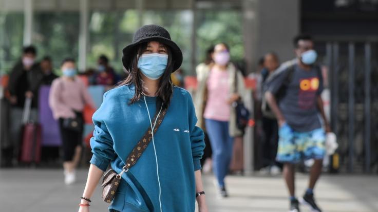 (Symbolbild): Die Krankenkasse DAK-Gesundheit informiert am 31. Januar über die Gefahren des Coronavirus. (Foto)