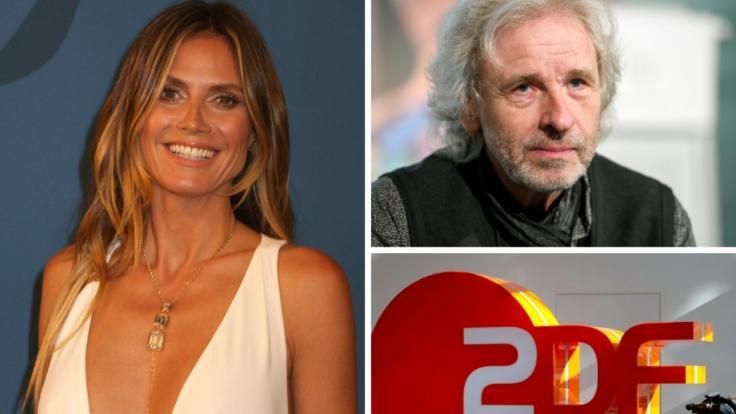 Heidi Klum und Thomas Gottschalk in den Promi-News der Woche. (Foto)