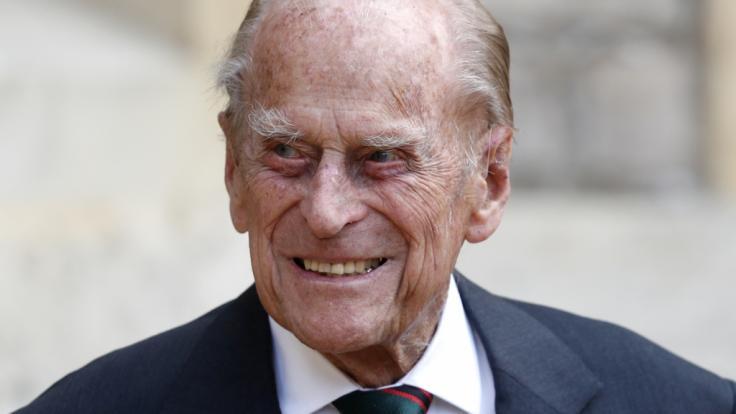 Prinz Philip erholt sich von einer Herz-OP. (Foto)