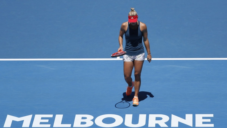 Angelique Kerber sagt Hawaii ab und konzentriert sich auf die Australian Open.