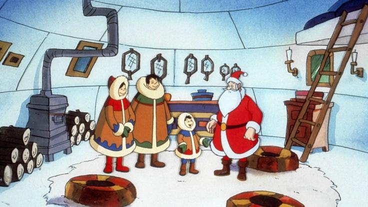 Weihnachtsmann & Co. KG bei Super RTL (Foto)
