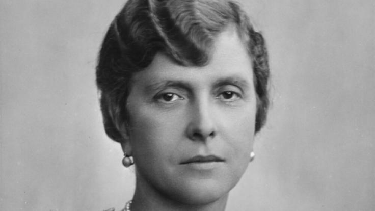 Prinzessin Alice von Battenberg war die Mutter von Prinz Philip. (Foto)