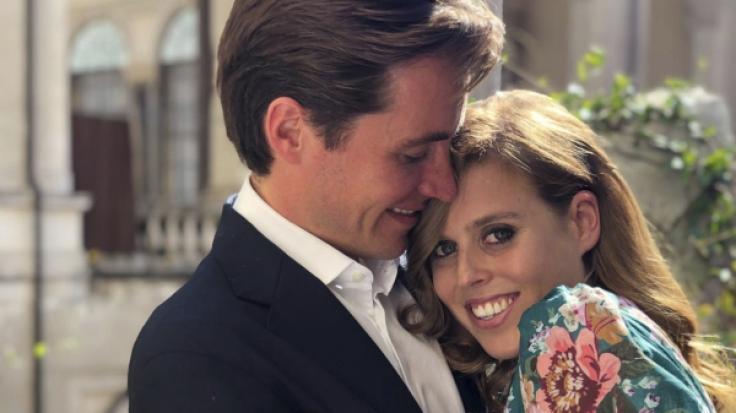 Heiraten im kommenden Jahr:Prinzessin Beatrice und Edoardo Mapelli Mozzi. (Foto)