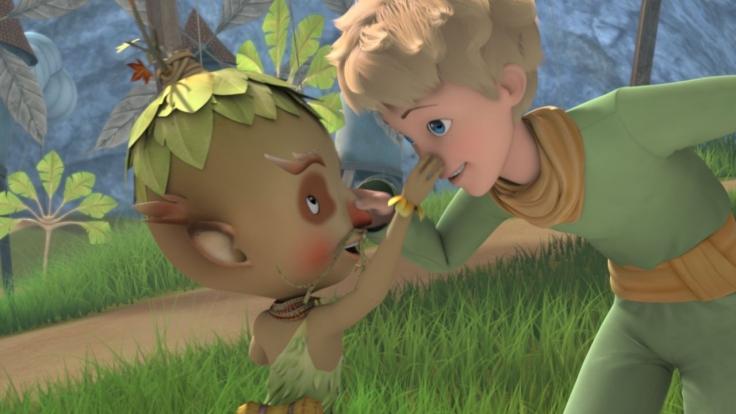 Der kleine Prinz bei KiKA (Foto)