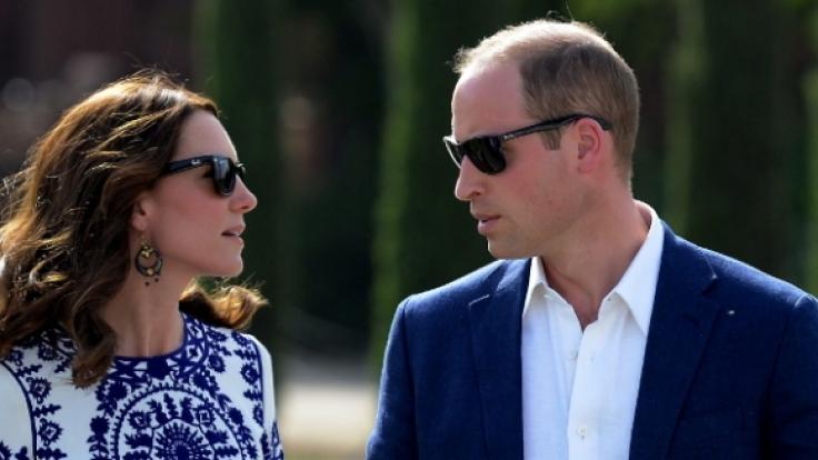 Herzogin Kate und Prinz William gelten eigentlich als DAS Traumpaar. Doch die beiden mussten zusammen eine schwere Krise überstehen.