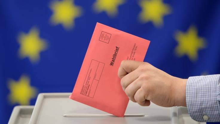 Briefwahl zur Europawahl. So geht's!