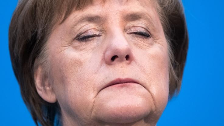 Seit 2005 regiert Angela Merkel Deutschland. Nun könnte das Ende gekommen sein. (Foto)