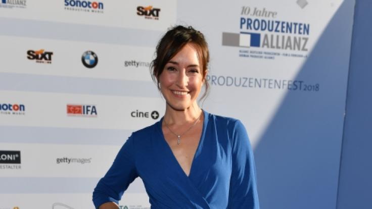 """Spielte über sechs Jahre lang die Rolle derSandra Lemke, später Ergün, in der RTL-Serie """"Gute Zeiten, schlechte Zeiten"""". (Foto)"""