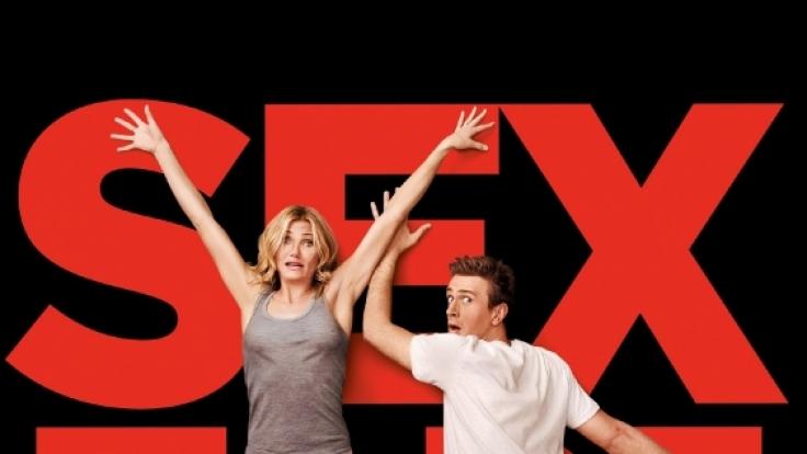 """Cameron Diaz versucht's mit Jason Segel in """"Sex Tape"""". (Foto)"""