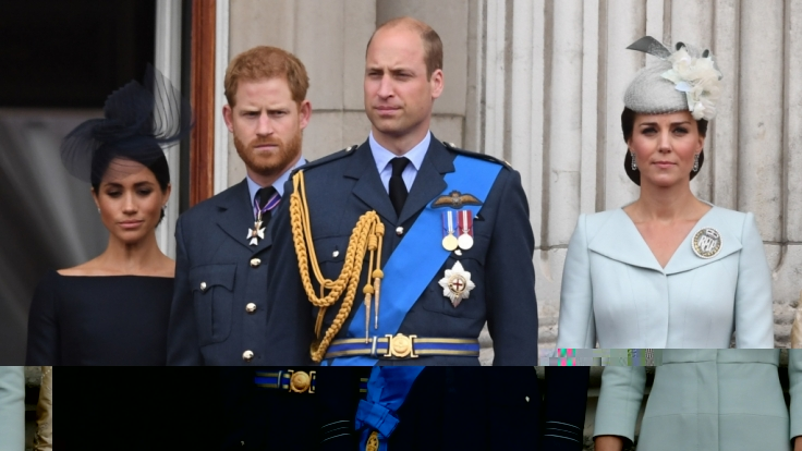 Zwischen Prinz Harry und Prinz William scheint der Haussegen ordentlich schief zu hängen - die Ehefrauen der Prinzen, Meghan Markle und Kate Middleton scheinen daran nicht ganz unbeteiligt zu sein.