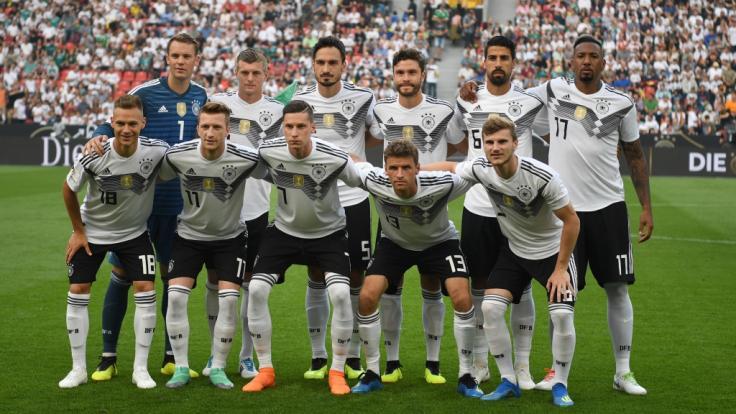 Das DFB-Team will den WM-Titel verteidigen.