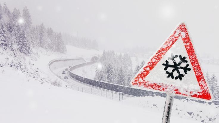 Droht ein später Wintereinbruch? (Foto)