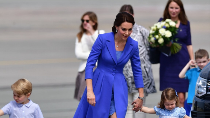 Kate Middleton erwartet demnächst ihr drittes Kind. (Foto)