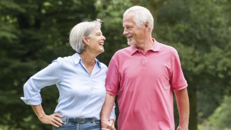 Studien belegen, dass aktive Senioren über eine höhere Lebensqualität verfügen.