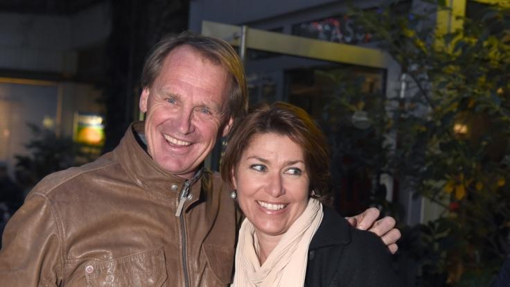 Mit seiner Ehefrau Brigitte Wasmeier, genannt Gitti, ist Markus Wasmeier seit 1991 glücklich verheiratet. (Foto)