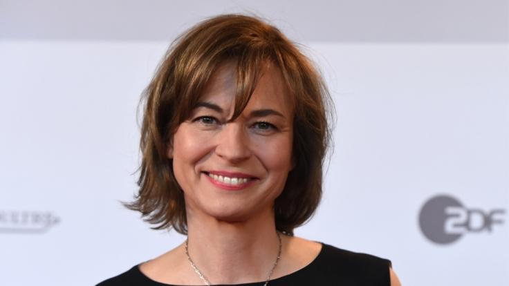 Maybrit Illner ist seit 15 Jahren mit ihrer eigenen ZDF-Talkshow auf Sendung. (Foto)