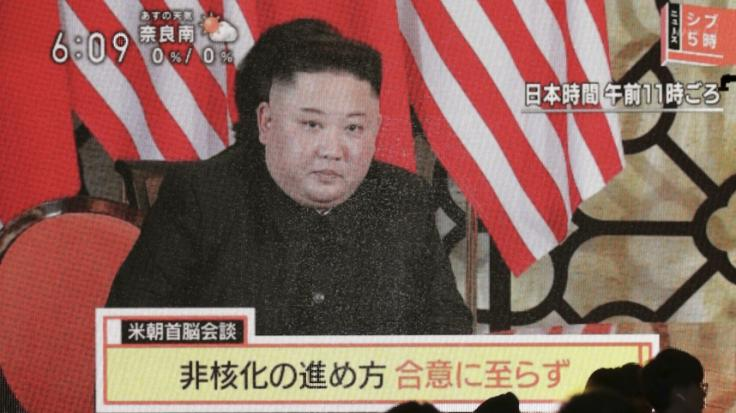 Kim Jong-un lässt sein Volk hungern. (Foto)