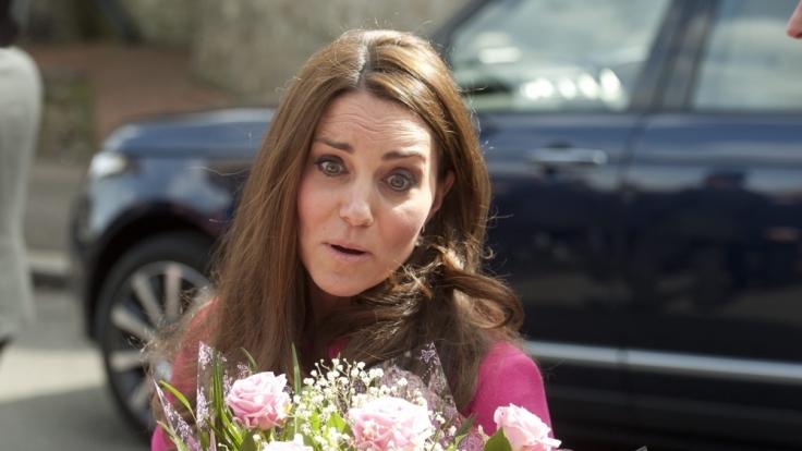 Herzogin Kate: Bald kommt das Royal Baby 2.0. (Foto)