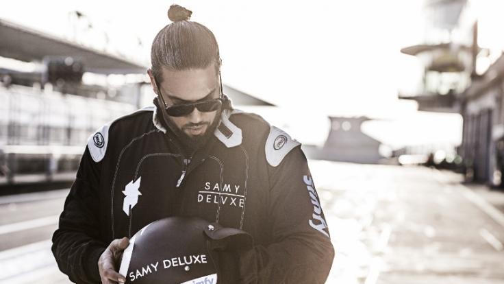 Samy Deluxe ist mit «