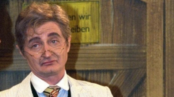 Schauspieler Michael Schreiner (l.) ist tot. (Foto)