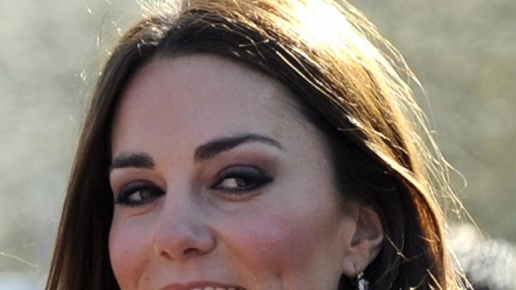 Kate Middleton hat mal wieder gegen eine royale Regel des britischen Königshauses verstoßen. (Foto)
