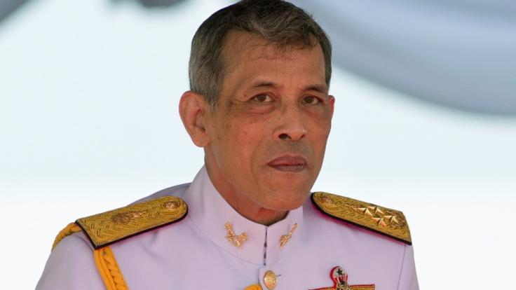 Maha Vajiralongkorn, König von Thailand, muss den Verlust seiner Verwandten Prinzessin Prapapan Bhanubandhu verkraften. (Foto)