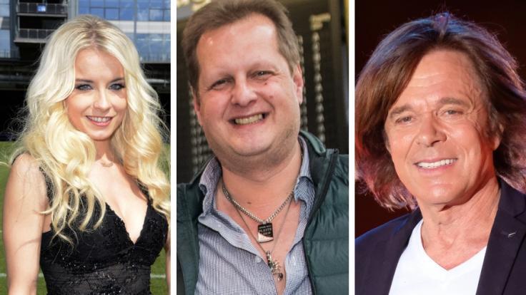 Am Ballermann auf Mallorca sorg(t)en sie für Unterhaltung: Mia Julia Brückner (31), Jens Büchner (†49) und Jürgen Drews (73).