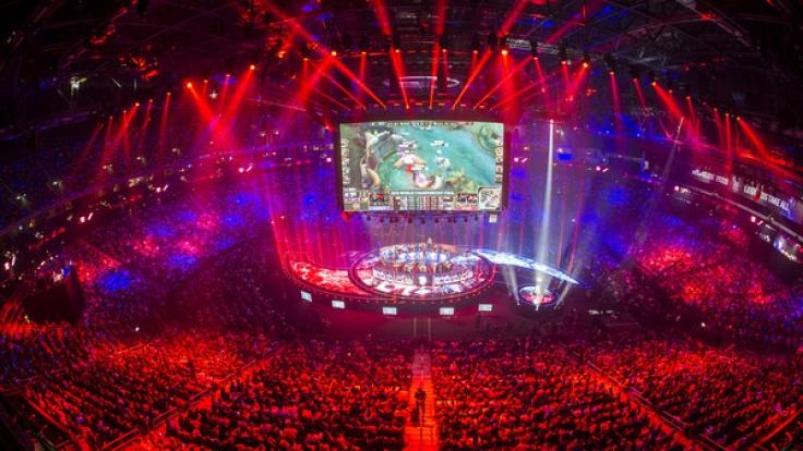 Auch in Deutschland ist eSport mittlerweile ein angesehener Sport.