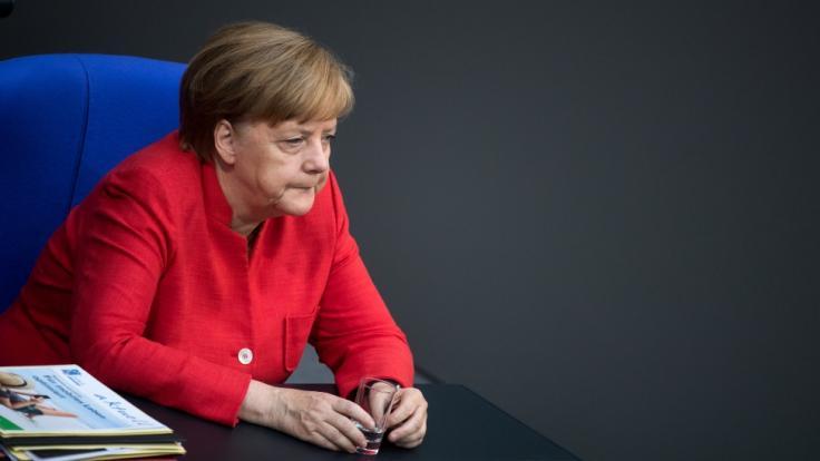 Merkel fordert schnellere Asylverfahren nach Tod von Susanna.