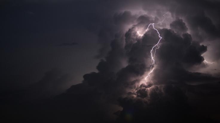Auf Deutschland rollt eine Unwetter-Front zu. (Foto)