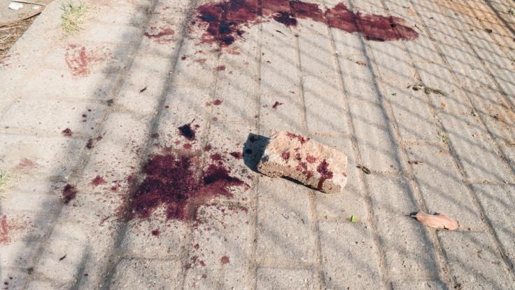 Im US-Bundesstaat Texas ist ein bewaffneter Mann nach einer Schießerei zu Tode gesteinigt worden (Symbolbild). (Foto)