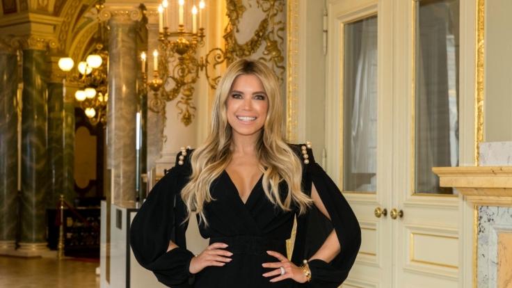 Sylvie Meis strahlt auch als Single-Frau pure Lebensfreude aus.