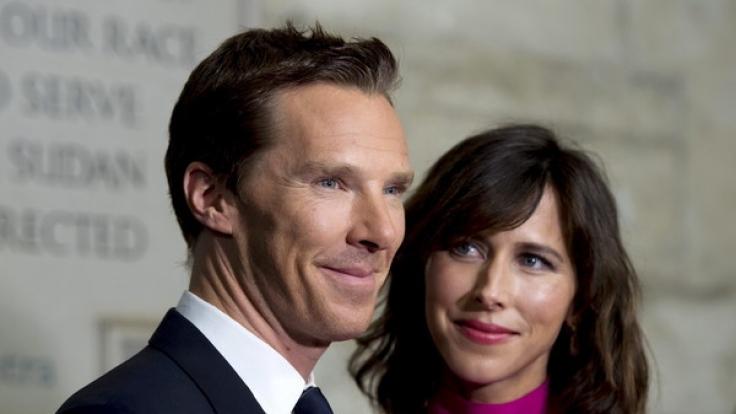 Benedict Cumberbatch und seine Frau Sophie waren 17 Jahre miteinander befreundet, bevor sie sich schließlich verliebten und 2015 heirateten.