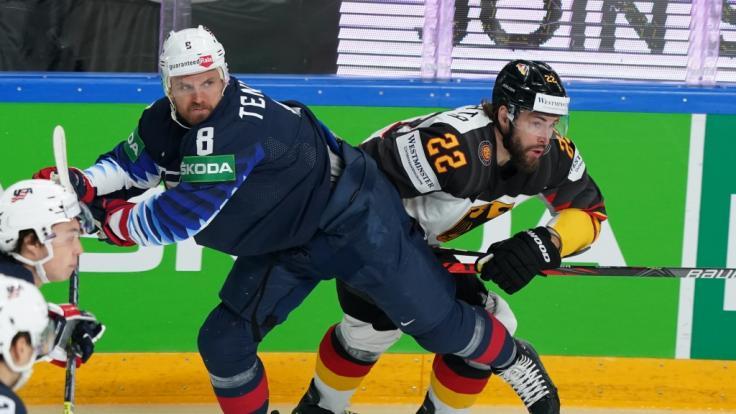 Debakel gegen US-Team! Deutschland verliert Spiel um Platz 3. (Foto)
