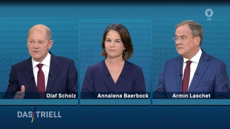 Wie sehen die Steuerpläne der Kanzlerkandidat:innen Baerbock, Scholz und Laschet aus? (Foto)