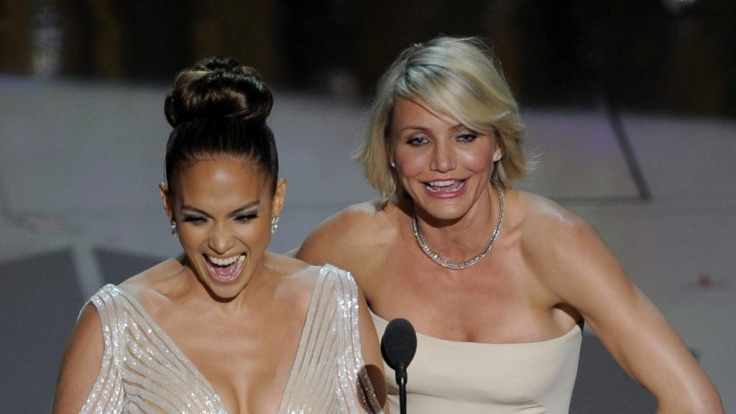 Auch Jennifer Lopez (links) und Cameron Diaz haben ihre dunklen Geheimnisse.