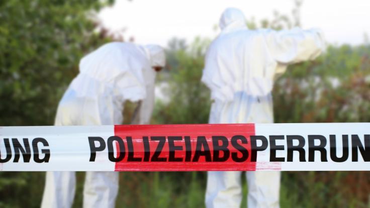 Im Leipziger Stadtteil Gohlis ist am Mittwochmorgen (07.08.2019) eine Schießerei gemeldet worden. (Symbolbild)