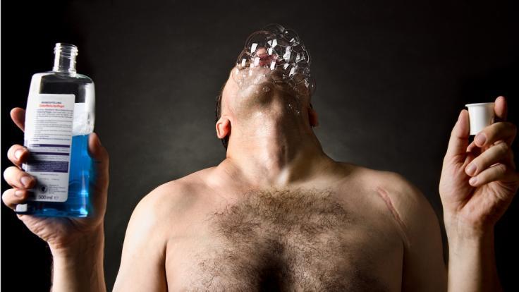 Wird die Nutzung von Mundwasser im Kampf gegen das Coronavirus bald zur Pflicht?