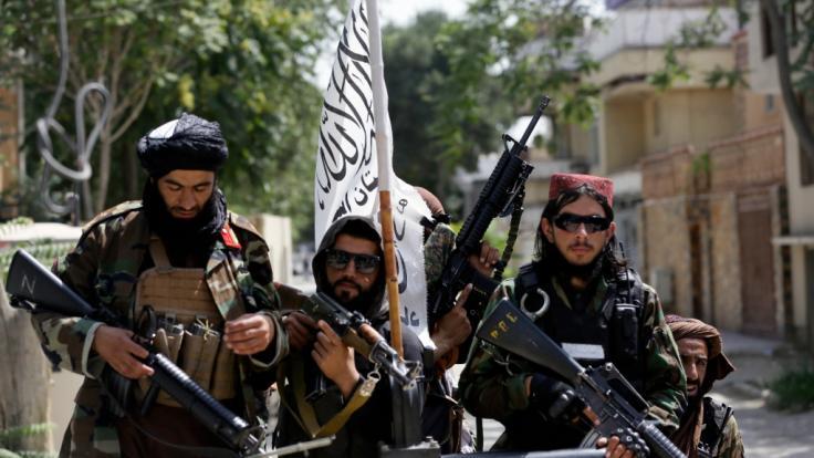 Aus Angst vor den Taliban beging ein Afghane (19) Selbstmord. (Foto)