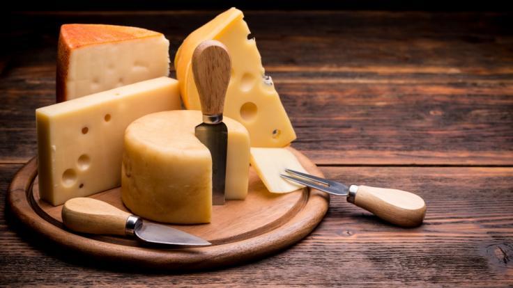 Lidl ruft derzeit Käse zurück. (Foto)