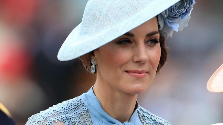 Kate Middleton hatte einen steinigen Weg zu bewältigen.