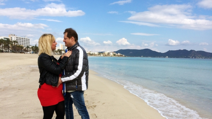 Jens und Daniela sind seit Juni Eltern von Zwillingen. (Foto)