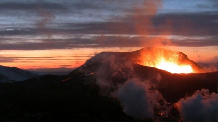 Im Land der Feuerberge bei 3sat (Foto)