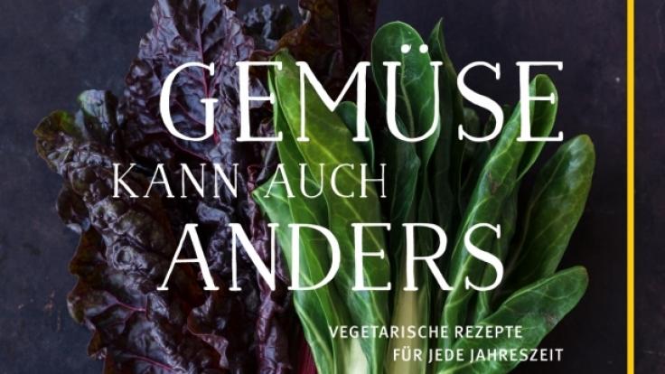 Bettina Matthaei zeigt in ihrem Buch, dass Gemüse auch anders sein kann, als der Verbraucher es gewohnt ist.