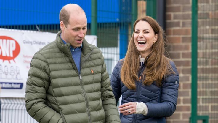 Kate Middleton und Prinz William sind seit zehn Jahren verheiratet.
