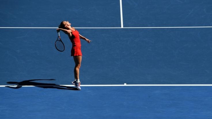 Bei den Australian Open 2018 steht am Wochenende das Tennis-Finale an.