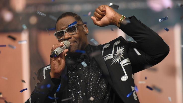 Der Sänger Alphonso Williams musste sich einer Not-OP unterziehen.