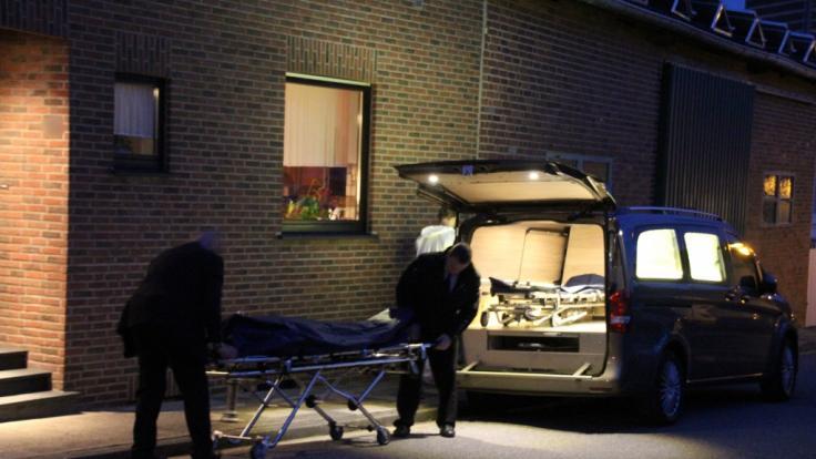 In einem Wohnhaus in Hückelhoven wurden zwei Leichen entdeckt. (Foto)